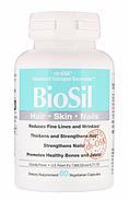 BioSil by Natural Factors, ch-OSA, улучшенный источник коллагена, 60 вегетарианских капсул., фото 3