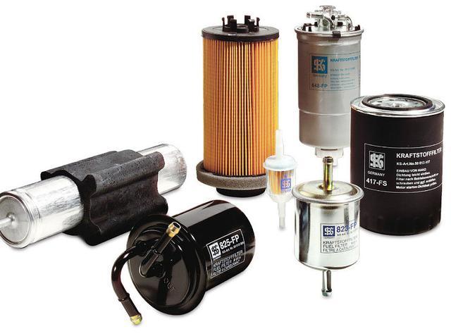 Топливные фильтры