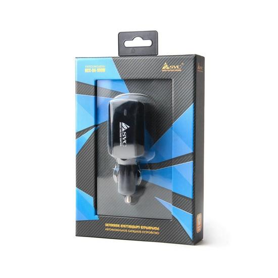 Автомобильное зарядное устройство SVC NCC-04-100W