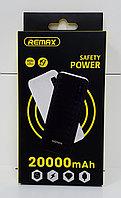 Внешний аккумулятор (power bank), REMAX 20000 mAh