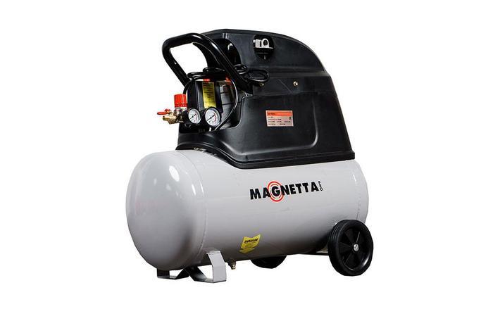 Magnetta, CE650, Компрессор воздушный масляный поршневой с прямым приводом, 50 л
