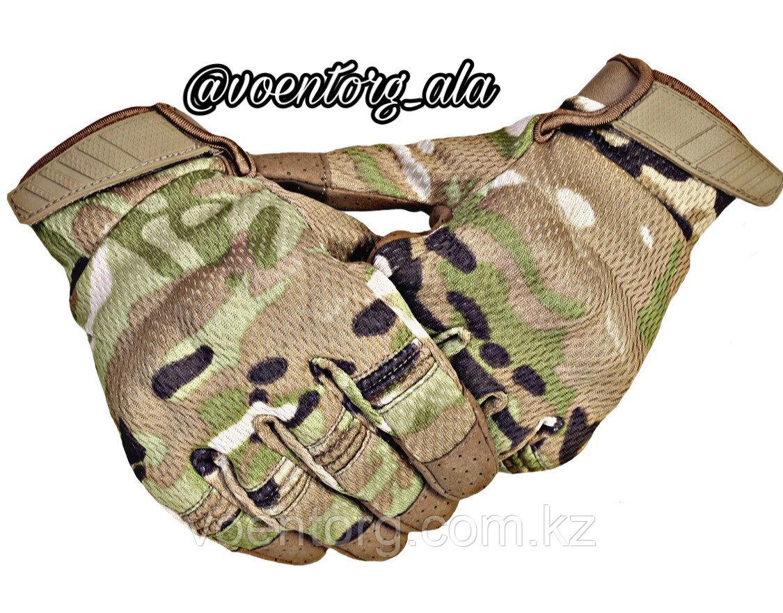 Профессиональные армейские перчатки - фото 1