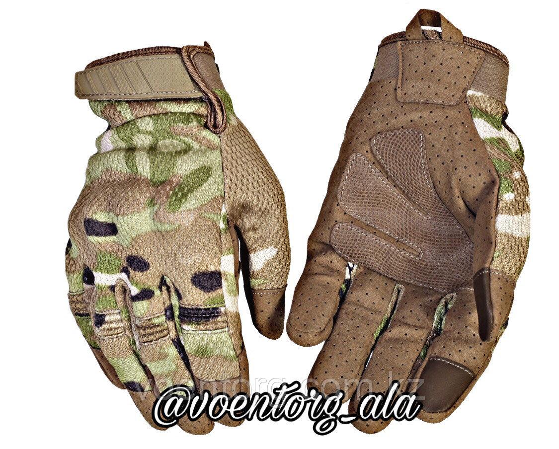 Профессиональные армейские перчатки - фото 2