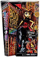 Кукла Монстер Хай Луна Мотьюс, Monster High Boo York - Luna Mothews, фото 1