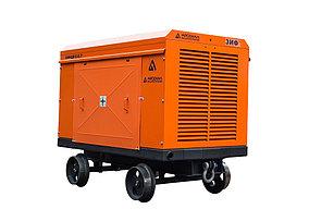 Шахтный электрический компрессор ЗИФ-ШВ 4/0,7 Т (1140; 660 В, на скатах)