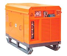 Шахтный электрический компрессор ЗИФ-ШВ 6/0,7 Т (660; 380 В, на салазках)