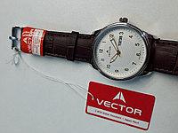 """Российские кварцевые часы """"Vector"""". Рассрочка. Kaspi RED."""