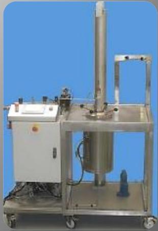 Установки для исследований свойств цементов в пластовых условиях