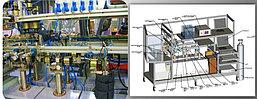 Установка для изучения приемистости скважины на закачку CO2 (Диоксид углерода)