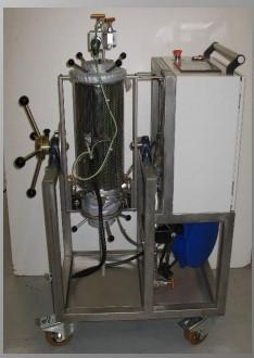 Насосы, компрессоры, визуализированные ячейки (Изучение PVT свойств нефти и газа)