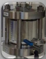 Установки для отслеживания поведения свойств нефти при обработке давлением, температурой и добавлении примесей