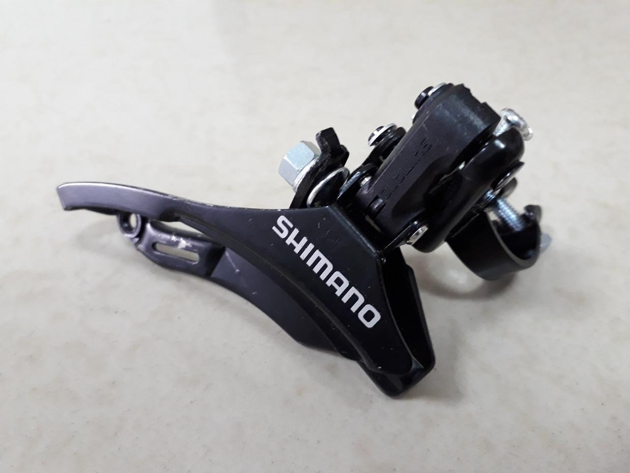 Передний переключатель Shimano - Передний Суппорт