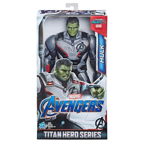 Халк Фигурка 30 см. Hasbro Avengers Titan Hero - E3304