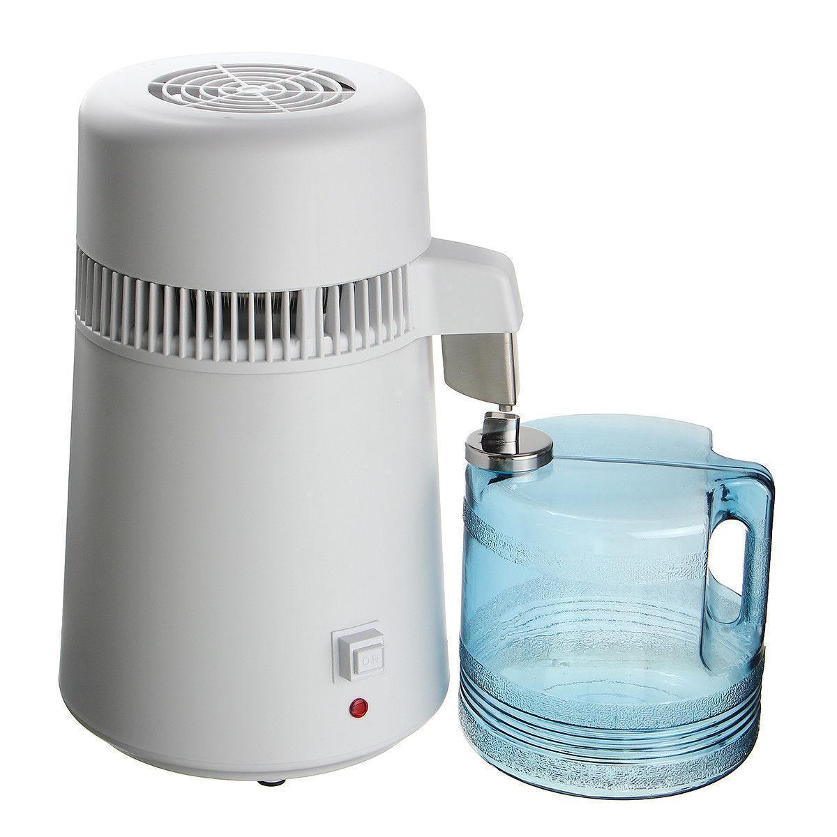 Тотальное очищение воды. Бытовой дистиллятор воды - BL 9803.