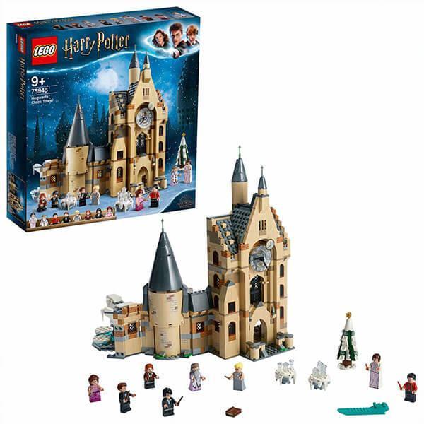LEGO Harry Potter 75948 Конструктор ЛЕГО Гарри Поттер Часовая башня Хогвартса