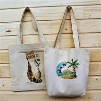 Эко сумки с изображением (с логотипом компании) в наличии и на заказ любые размеры
