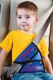 Детские адаптеры для ремней безопасности.