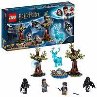 LEGO Harry Potter 75945 Конструктор ЛЕГО Гарри Поттер Экспекто Патронум