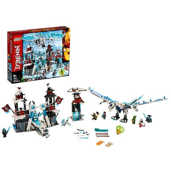 Конструктор ЛЕГО Ниндзяго 70678 Замок проклятого императора LEGO Ninjago