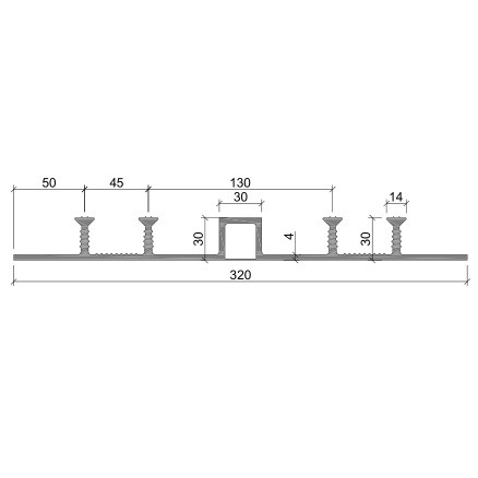 Гидрошпонка ДОМ-320/30-4/30 ТЭП