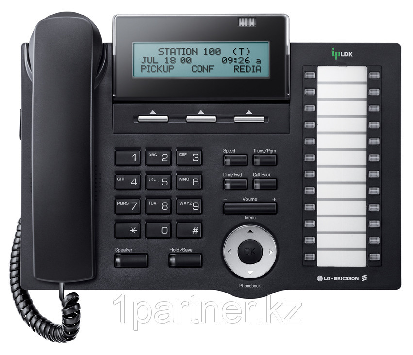 Системный телефон LDP-7024D (снят с производства)