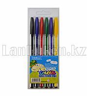 Набор цветных ручек Raddar 563 6 штук