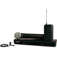Радиомикрофоны SHURE BLX1288E/CVL K3E