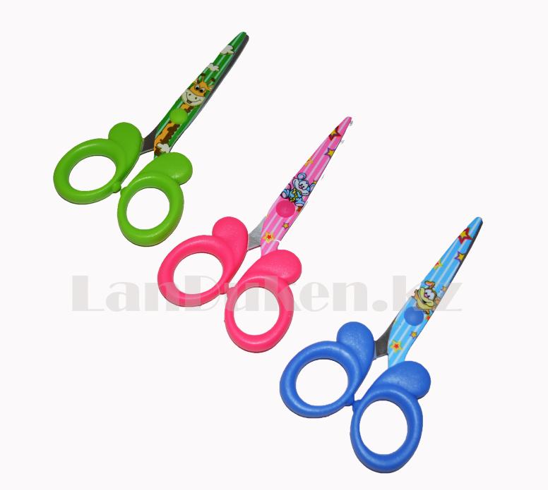 Канцелярские детские ножницы Craft Scissors 13 см - фото 1