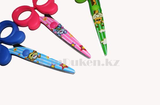 Канцелярские детские ножницы Craft Scissors 13 см - фото 2