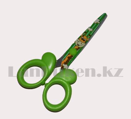 Канцелярские детские ножницы Craft Scissors 13 см - фото 3