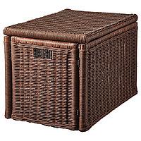 Ящик для хранения ГАББИГ 71x45x48 см ИКЕА, IKEA, фото 1