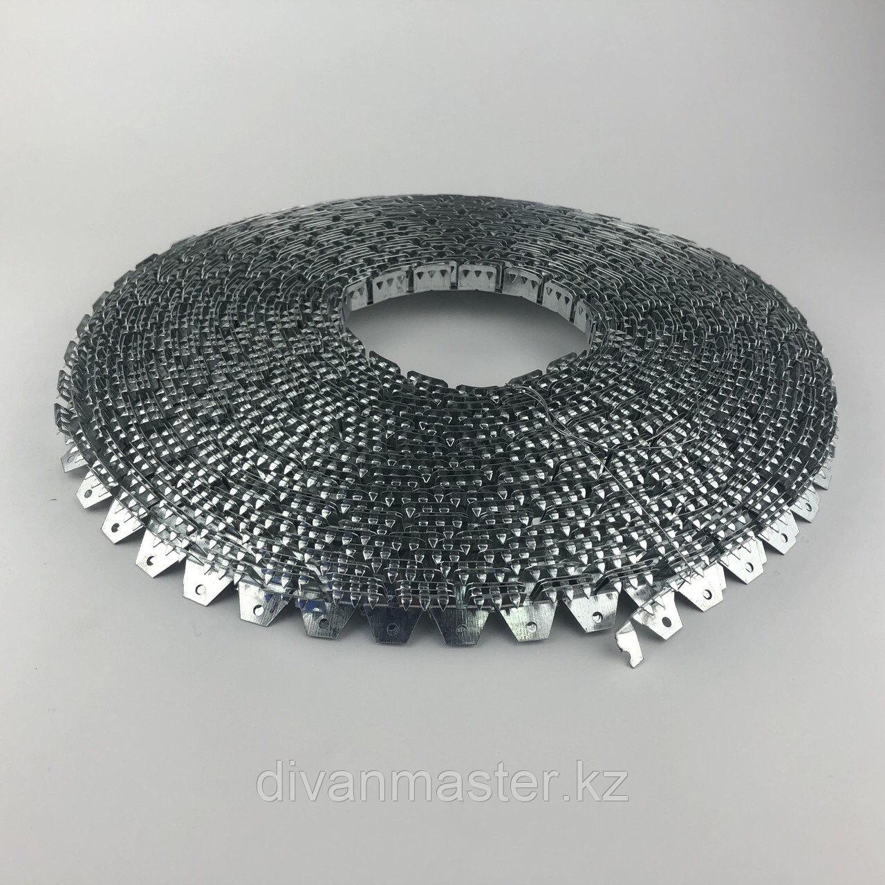 Лента скрытого шва для обивки мягкой мебели, 20 метров, толщина 0,35 мм