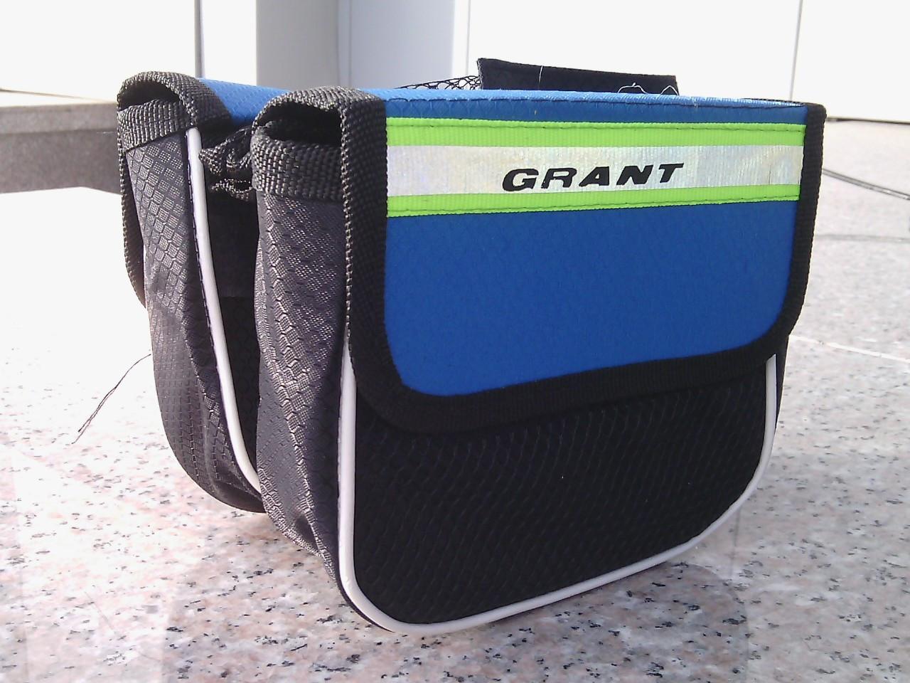 Сумка Grant для велосипеда твердый каркас