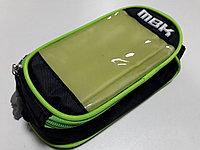 Сумка для велосипеда MBK на раму с держателем телефона. Рассрочка. Kaspi RED