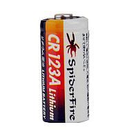 Батарейка SpiderFire 123A 3v