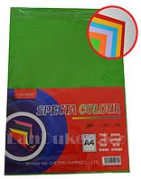 Бумага А4 Specta Colours (210* 297 мм) 100 листов цвета в ассортименте