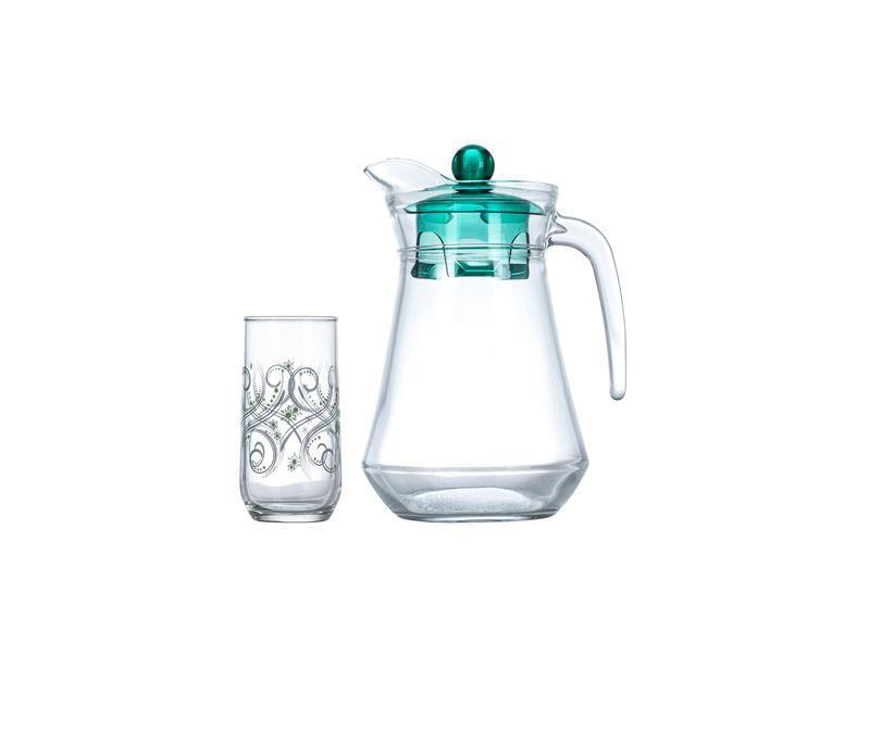 Графин со стаканами Luminarc Yalina (7 предметов)