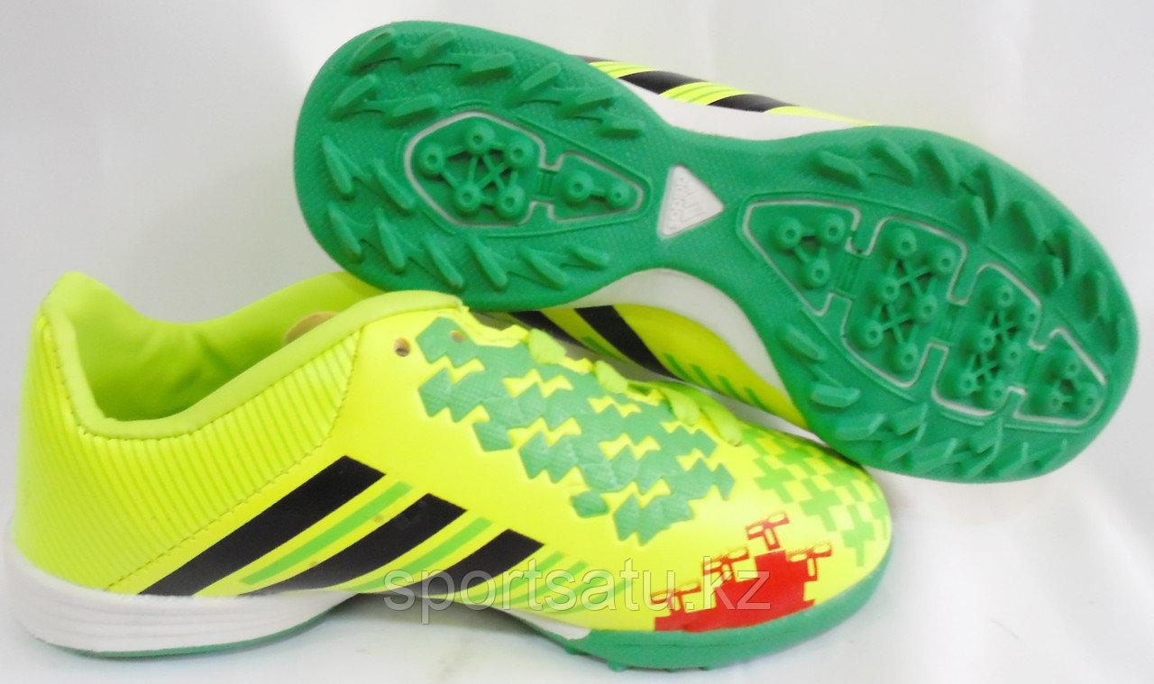 Футбольные бутсы детские adidas