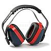 Наушники Max 700, комфортабельные, 30 дБ, синие с красным