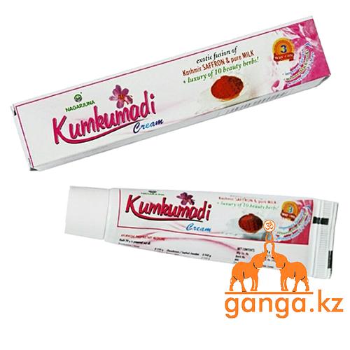 Кумкумади крем (Kumkumadi cream NAGARJUNA), 20 г.