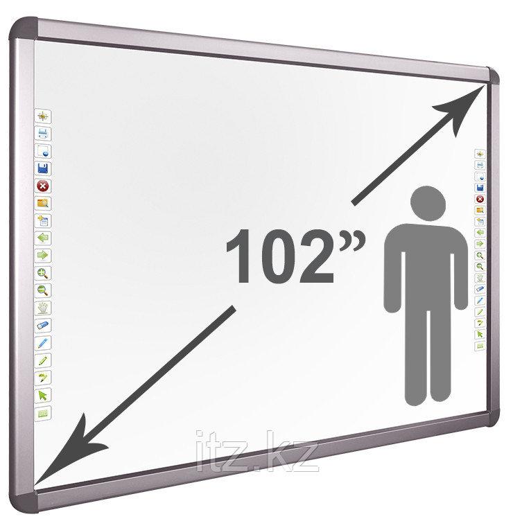 Интерактивная доска DigiTouch H102, Серый