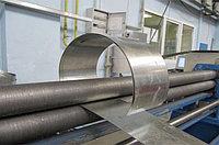 Вальцовка листового металла (проф трубы, уголка)