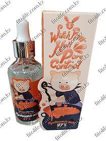 Witch Piggy Pure Controle, Сужение пор, Гиалуроновая кислота