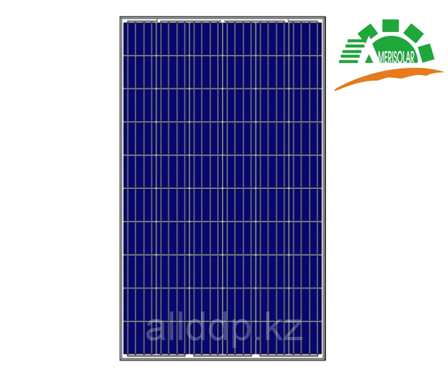 Солнечная батарея Amerisolar AS-6P 330W, 330 Вт / 24В
