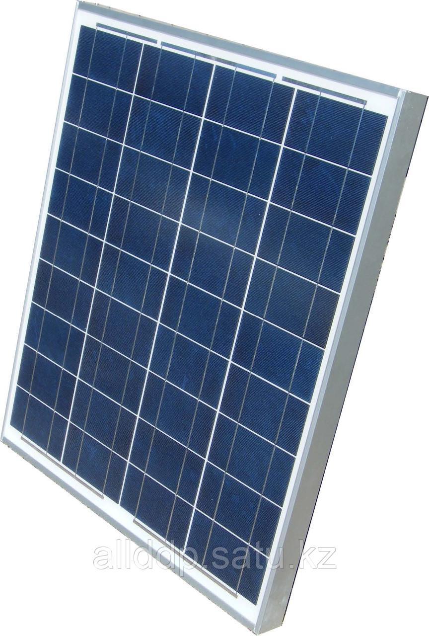 Солнечная батарея KDM KD-P50, 50 Вт / 12 В
