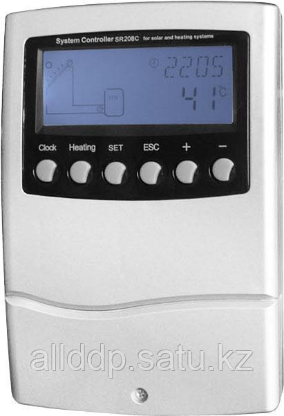Контроллер для гелиосистем СК208С