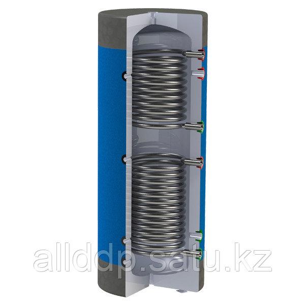 Бак аккумулирующий Werden classic УНВ 2000, два теплообменника из нержавеющей стали