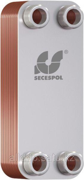 Пластинчатый теплообменник SECESPOL LA 14-50 20 кВт