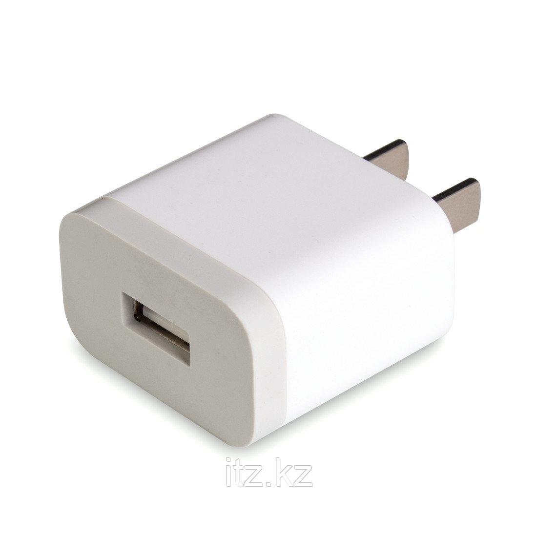 Универсальное USB зарядное устройство Xiaomi 2.5A (Кит. ст) Белый
