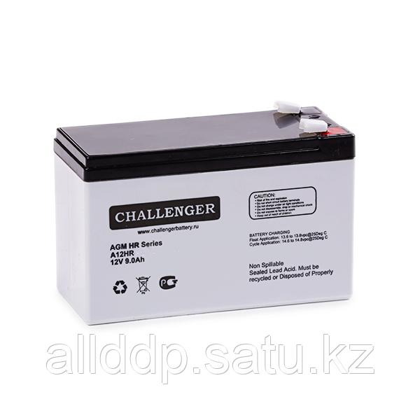 Аккумуляторная батарея Challenger А12HR-22W 12В 5,5 А/ч AGM